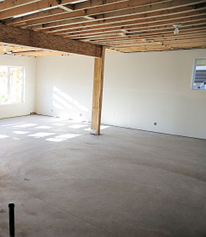 Cut Concrete for Your Basement Remodeling Project